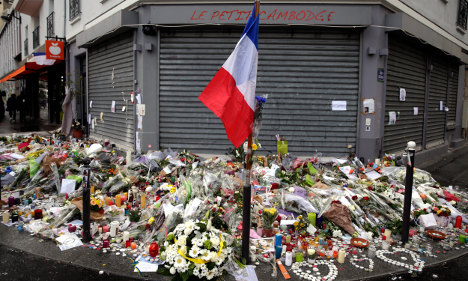 Paris attacks: Bomb belts found in Brussels