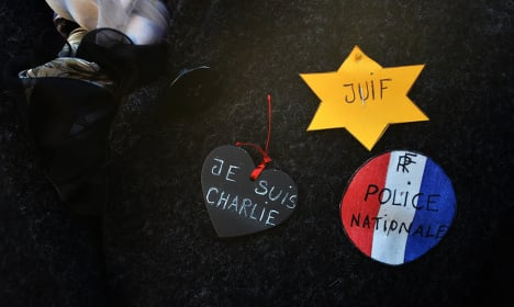 France honours victims killed at Hyper Cacher