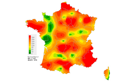 Stomach flu epidemic sweeps through Brittany
