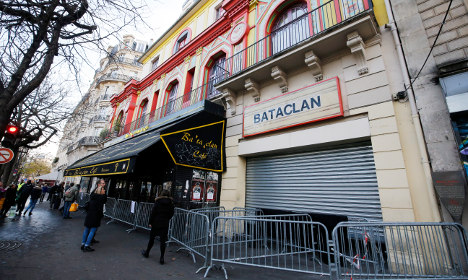 France 'foiled attack on second concert hall'