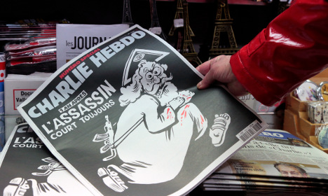 Charlie Hebdo publishes special edition a year after jihadist attack