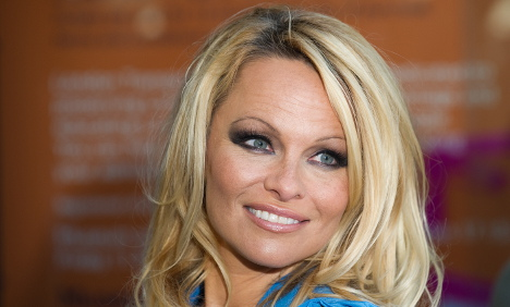 Pamela Anderson gets special invite to French parliament