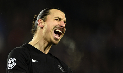 Millionaire Ibrahimovic given staggering monthly pay rise