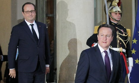 France tells UK 'the eurozone is more important than you'