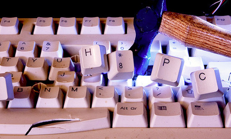 What annoys you the most about the French keyboard