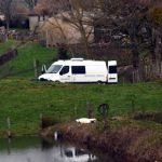 French farm inspector was strangled before pond death