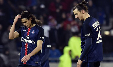 Shock as PSG finally lose a game in Ligue 1