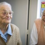 France's 104-year-old twins say closeness key