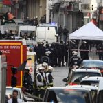 Chilling story of woman who spared Paris more carnage