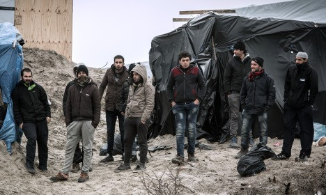 French court upholds evacuation of Calais camp