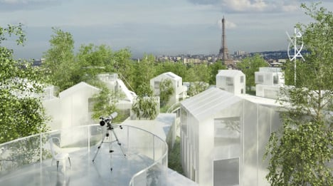 Paris: The 22 projects that will 'reinvent' the city