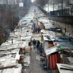 Police clear hundreds from Roma shantytown in Paris