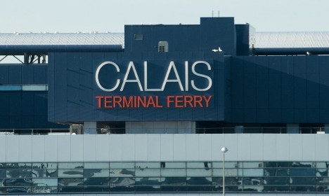 Refugees face court for storming Calais ferry