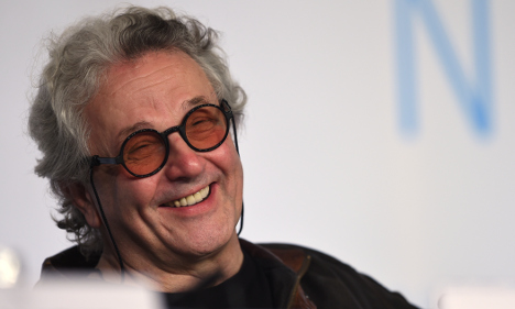 Mad Max director to head Cannes Film Festival jury
