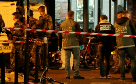 'Encrypted messages allowed Paris attacks to take place'