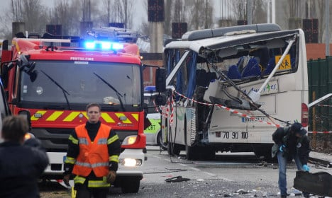 Six pupils killed in second school bus crash in France