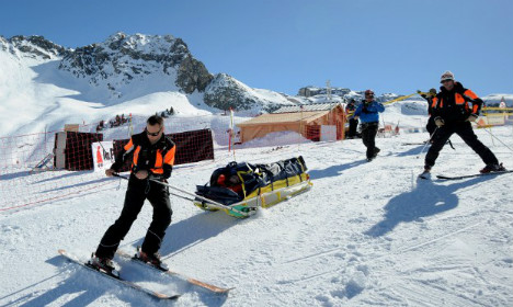British woman dies after crash on French Alps ski slope
