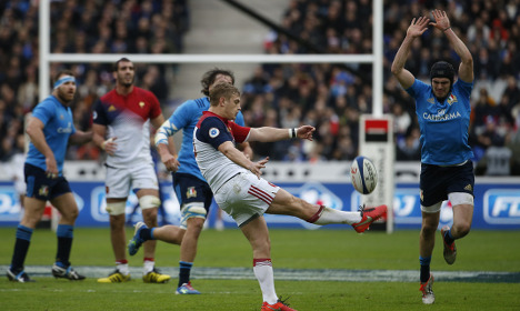 France survive Italy scare in Six Nations opener