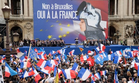 Isis makes far-right National Front demos its 'prime target'