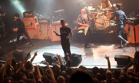 'It's just too soon': Bataclan survivors face traumatic gig