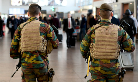France and Belgium ease tensions with joint terror talks