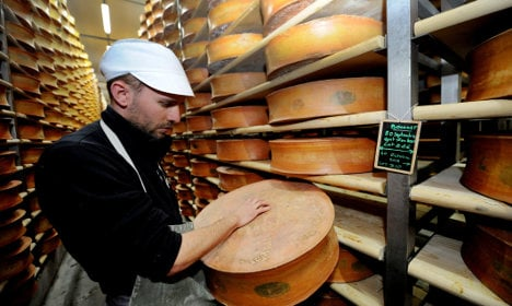French cheese used to power 1,500 homes