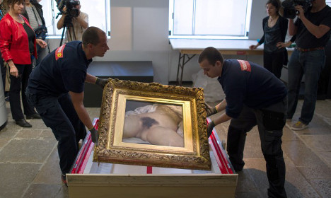 Facebook to face trial in France over nude painting