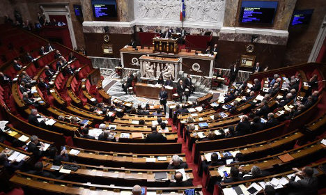 (Hardly any) French MPs back emergency powers reform