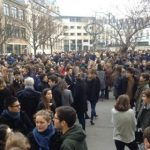 Nine French schools hit by new attack threats