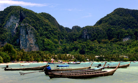 French tourists raped at knifepoint in Thailand