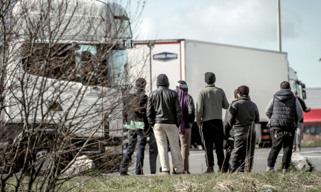 UK-bound Calais migrant killed in hit-and-run