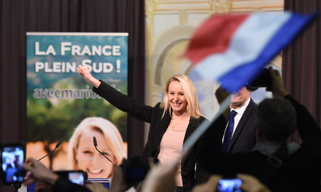 'National Front would have prevented Paris terror attacks'