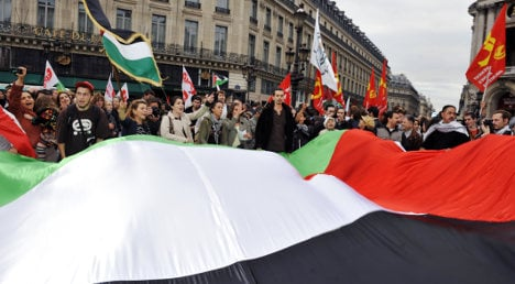 France won't 'automatically' recognize Palestine state