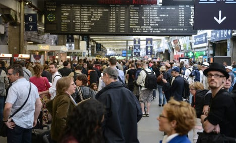 French strike: 'It's called taking the public hostage'