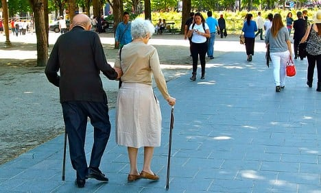 France should 'tax the elderly to help its struggling youth'