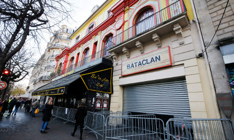 Bataclan victims angered over reconstruction of attack