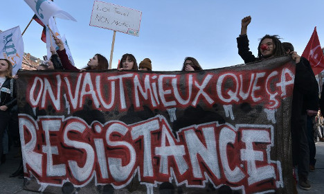 Under-fire French government waters down labour reforms