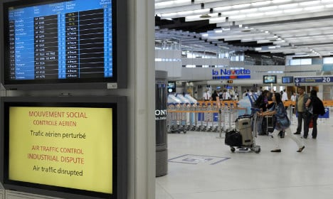French air traffic controllers justify '42nd strike since 2009'