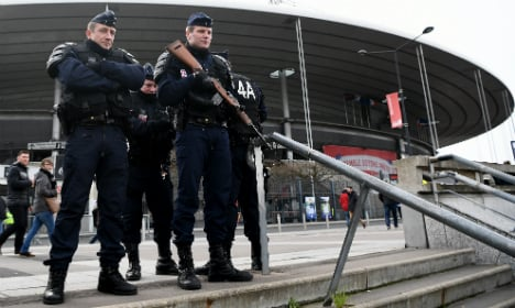 France insists Euro 2016 will have 'maximum security'