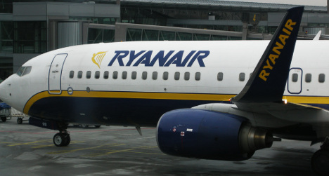 'Radicalized' Frenchman took knives, gas on a Ryanair flight