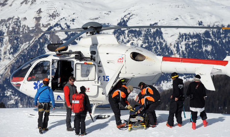 British skier falls 150 meters to his death in French Alps