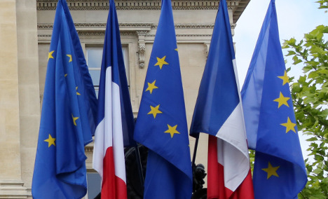 French are 'even more anti-EU than the Brits'