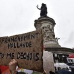 Hollande finally sees sense if only for selfish reasons