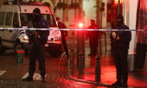 French terror plot foiled after suspect arrested near Paris