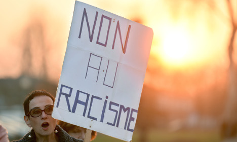 Racist hate speech has 'become routine in France'