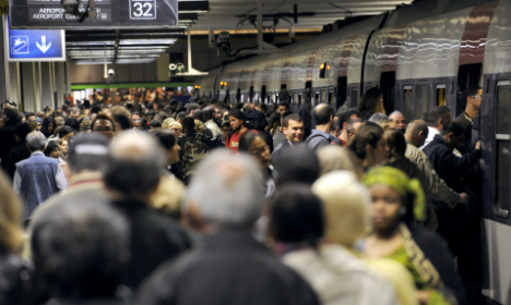 Paris to be hit by one-day public transport strike