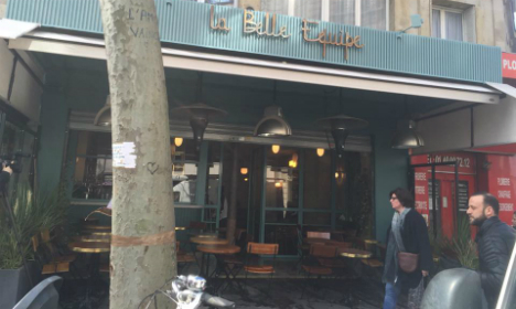 Parisians cheer re-opening of final bar hit by terrorists