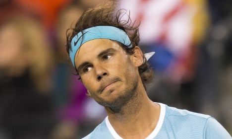 Tennis star Rafa Nadal to sue former French sports minister