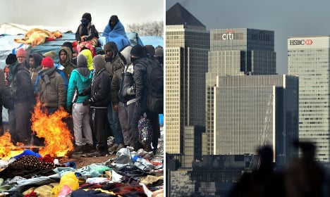 You can have migrants, we'll have bankers: France tells UK