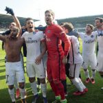 PSG score nine to seal French league title in record time